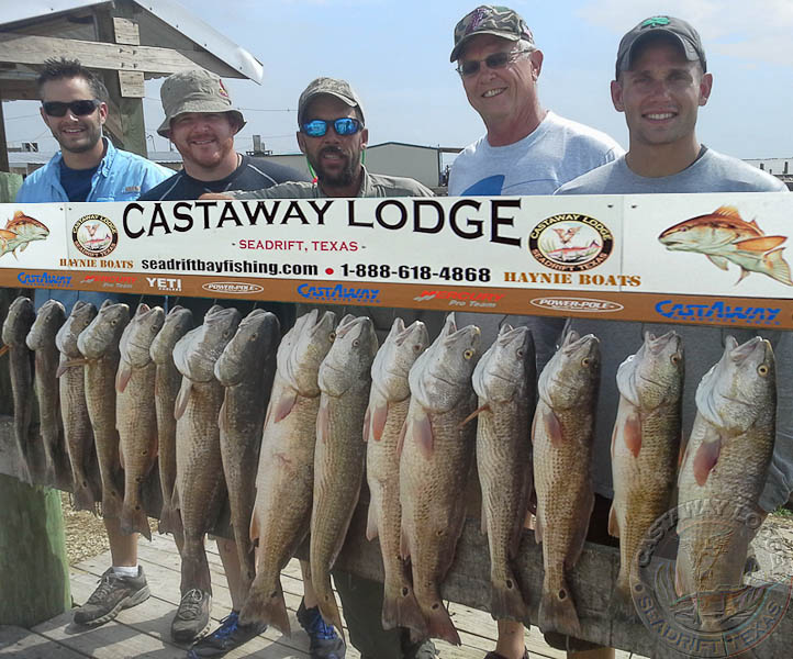 Seadrift Bay Fishing and Hunting Guide and Lodge
