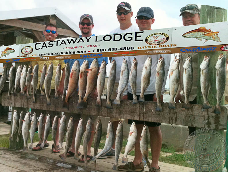 A day late and a trout short for Captain steve s fishing lodge