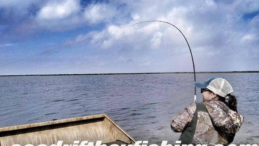 Airboat Red Fishing Guide Trips and Tours