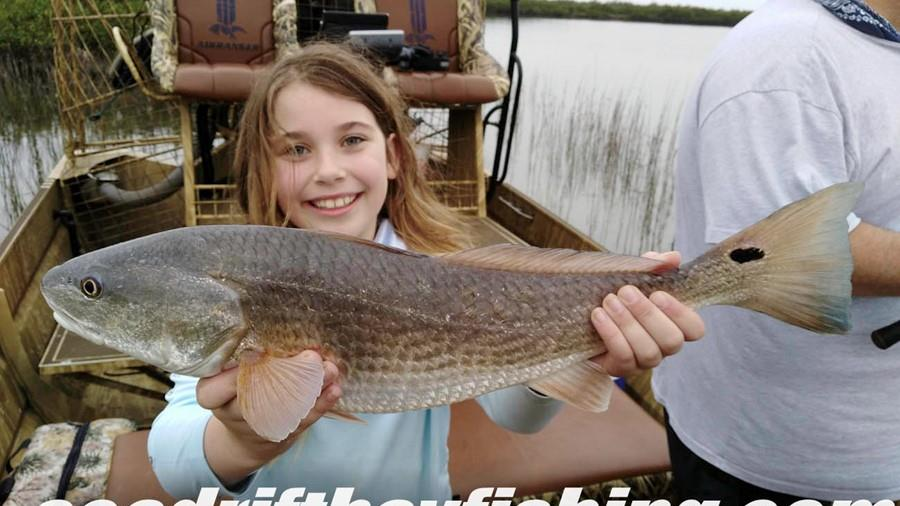 Airboat Refishing guide trips and tours