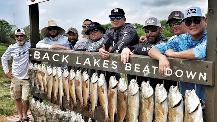 Texas Fishing Resorts and Lodges