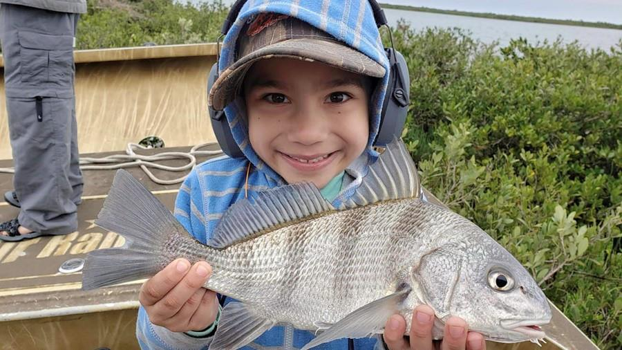 Kids Fishing, Apple Pie & Airboats