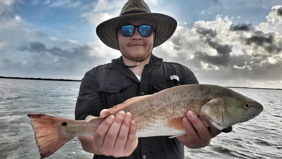 Trout Rhythm & Big Redfish