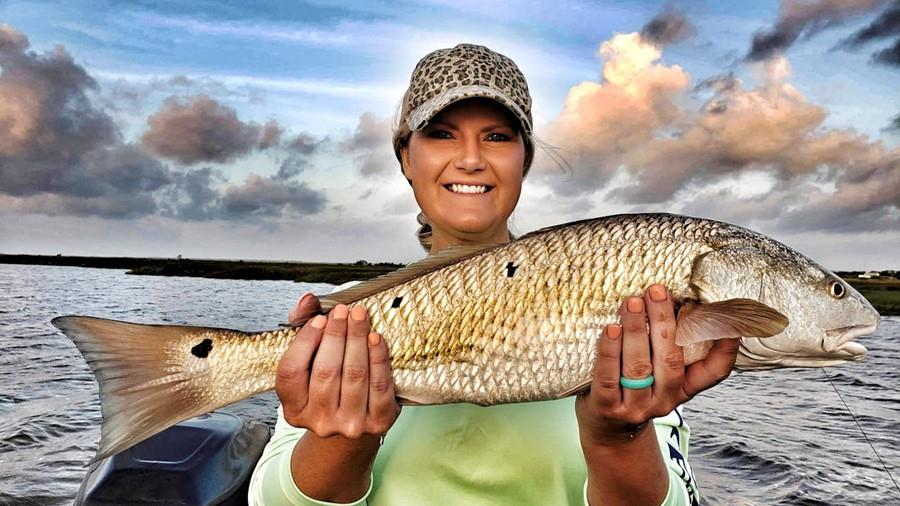 Redfish of Texas