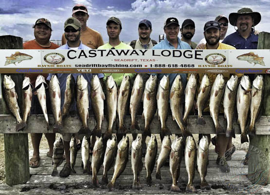 Castaway Lodge Guides